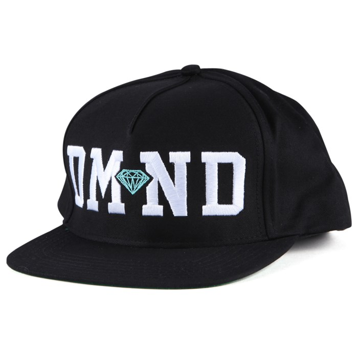 Diamond Supply Co. - DMND Snapback Hat