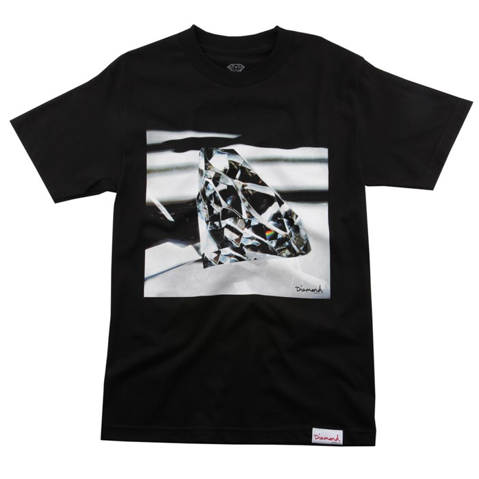 Diamond Supply Co. - Brilliant Glass T Shirt