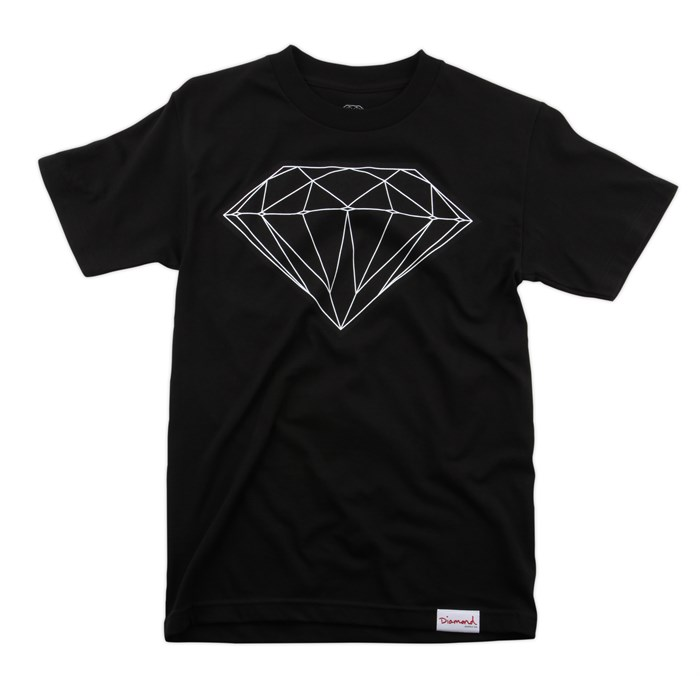 Diamond Supply Co. - Big Brilliant T Shirt