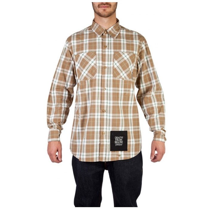 The Hundreds - Angry Button-Down Shirt