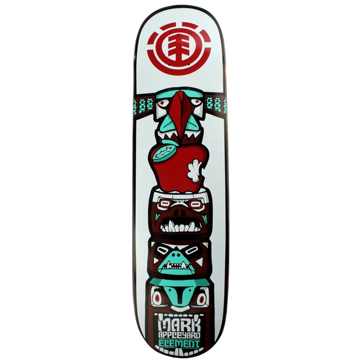 Element - Appleyard Totem Skateboard Deck