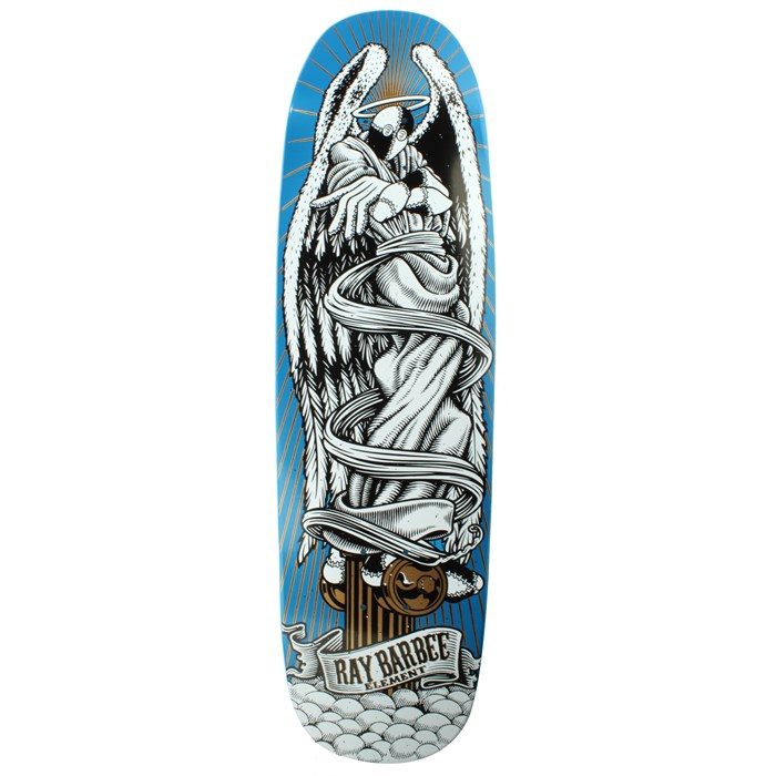 Element - Barbee Ascension Skateboard Deck