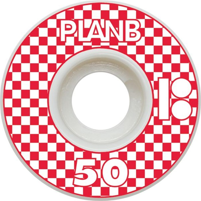 Plan B - Team Checked Wheels