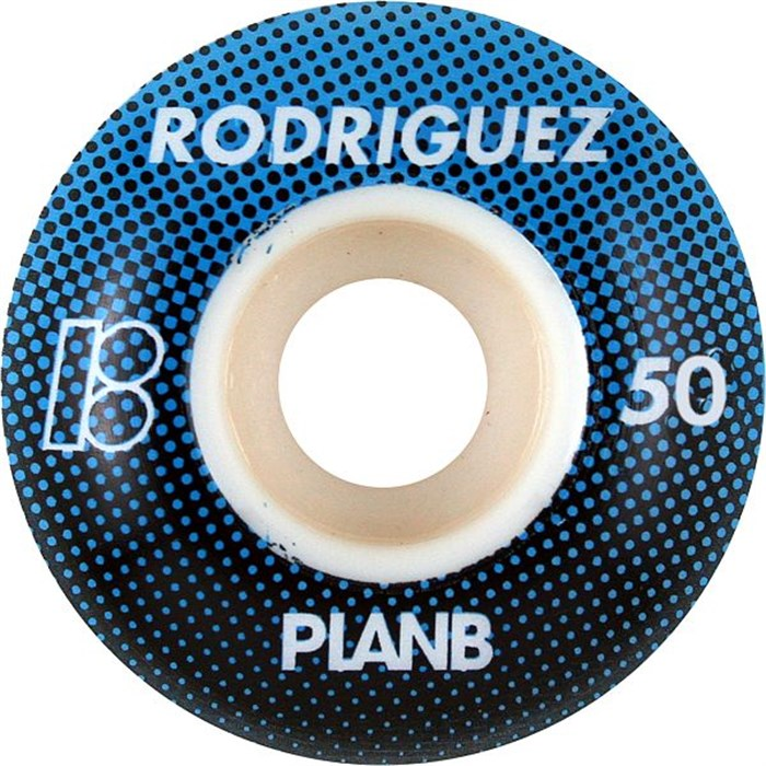 Plan B - Paul Rodriguez Spectrum Wheels