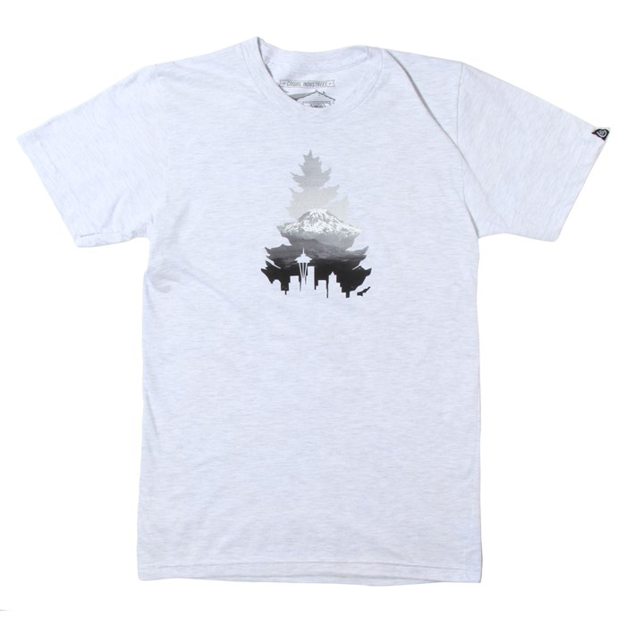 Casual Industrees - Johnny Tree Rainier T-Shirt