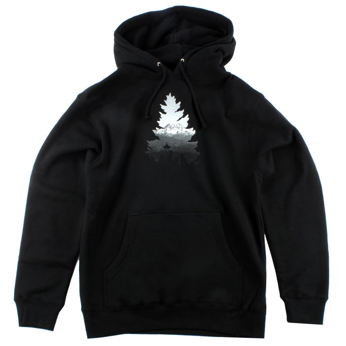 Casual Industrees - Johnny Tree Rainier Pullover Hoodie