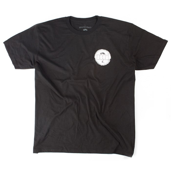 Spacecraft - Circle Logo T Shirt