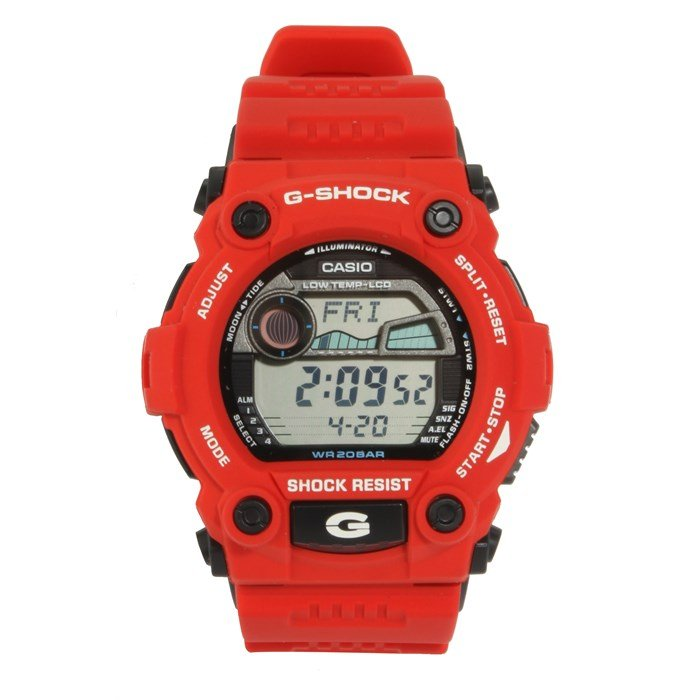 G-Shock - G-7900A-4CR Rescue Concept Watch