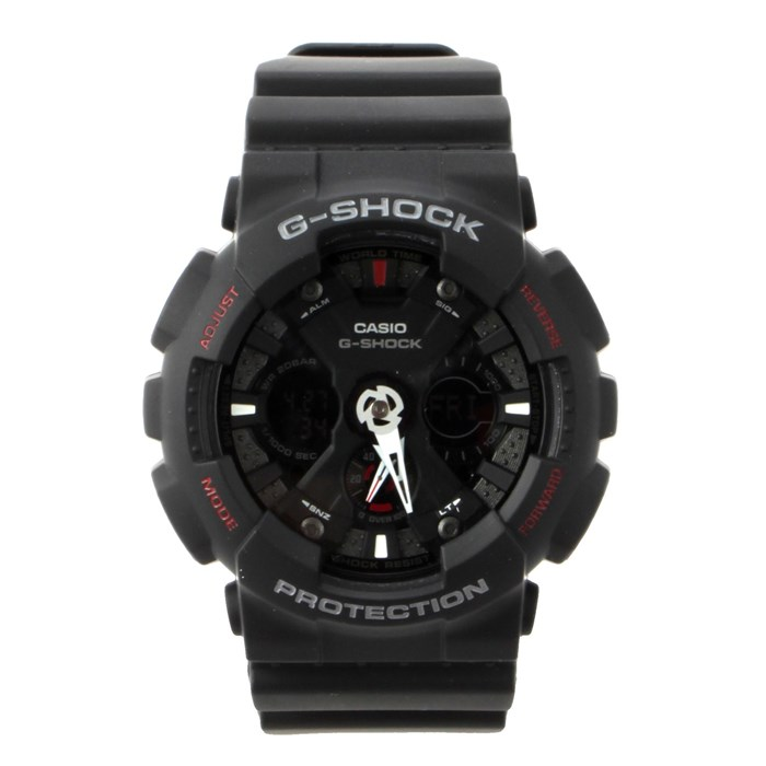 G-Shock - G-Shock GA-120-1ACR Combi Watch