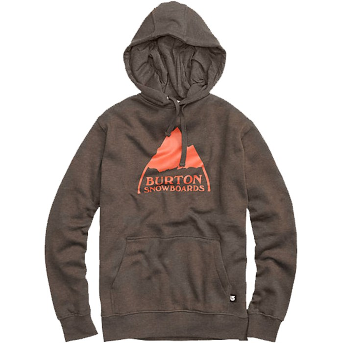 Burton - Mountain Logo Pullover Hoodie