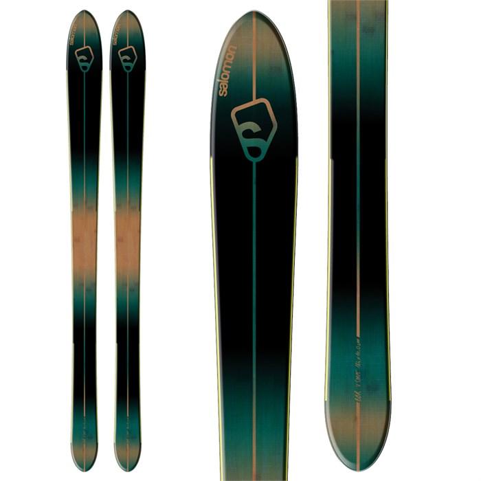 viralliset kuvat kuuluisa merkki parhaat Salomon BBR 10.0 Skis 2013
