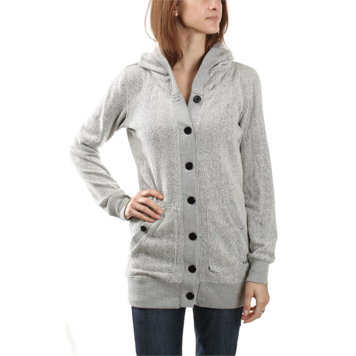 Burton - Dogwood Hooded Cardigan Sweater - Women s ... 800e14fd4