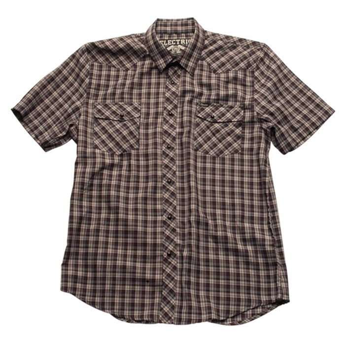 Electric - Lonerock Short Sleeve Button Down Shirt