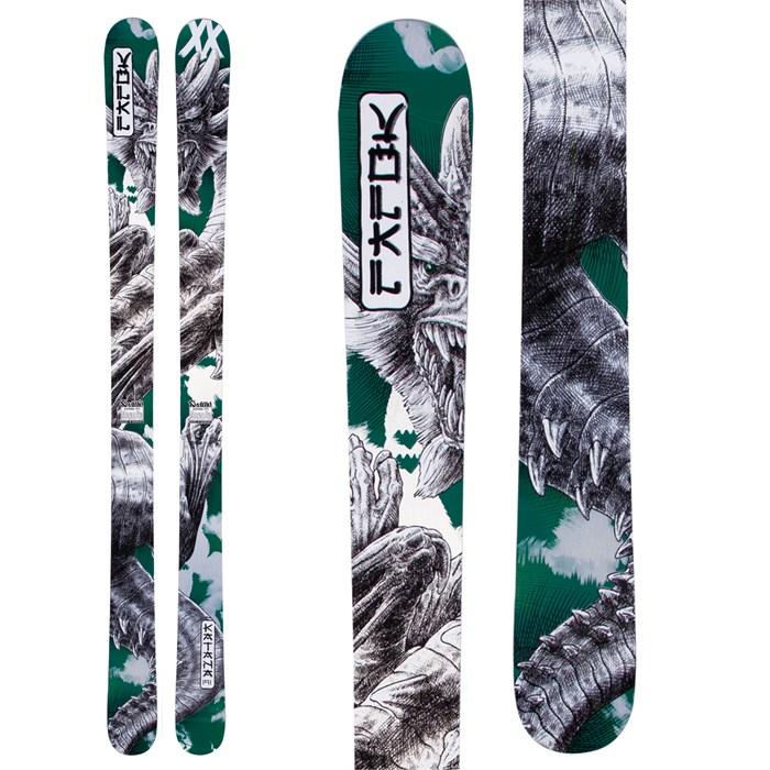Volkl - Katana Skis 2013