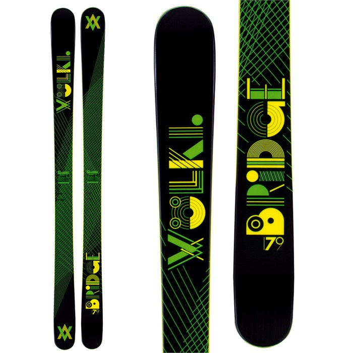 Volkl - Bridge Skis 2013
