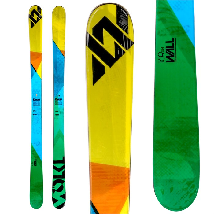 Volkl - Wall Skis 2013