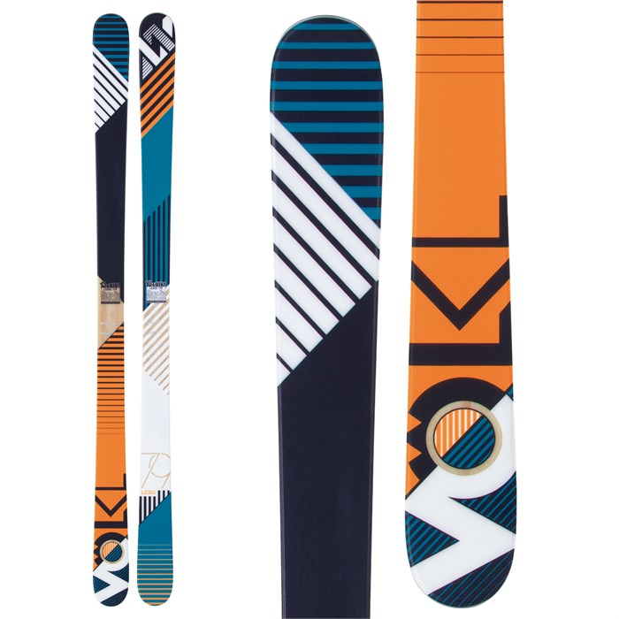 Volkl - Ledge Skis 2013