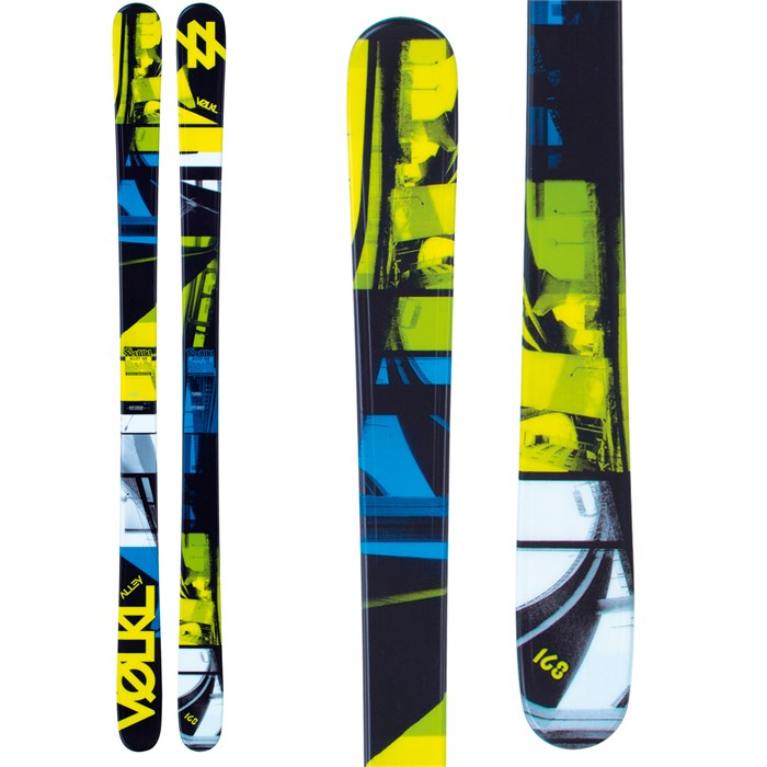 Volkl - Alley Skis 2013