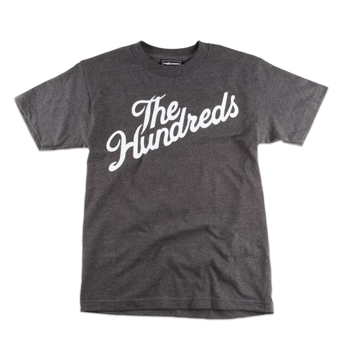 The Hundreds - Forever Stop It Slant T Shirt