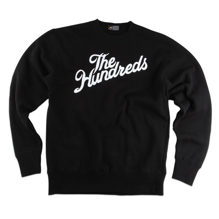 The Hundreds - Forever Slant Crew Sweatshirt
