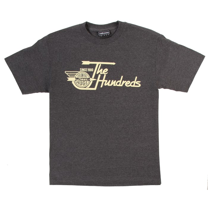 The Hundreds - The Hundreds Tracks T-Shirt