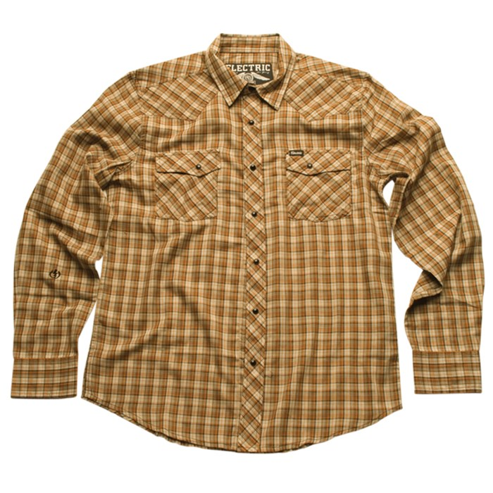 Electric - Lonerock Button Down Shirt