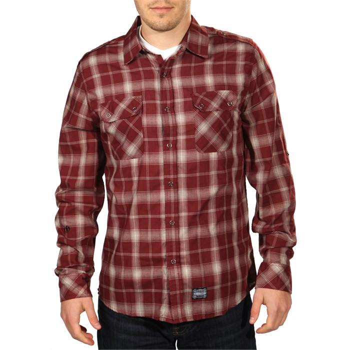 Electric - Stitchwell Button Down Shirt