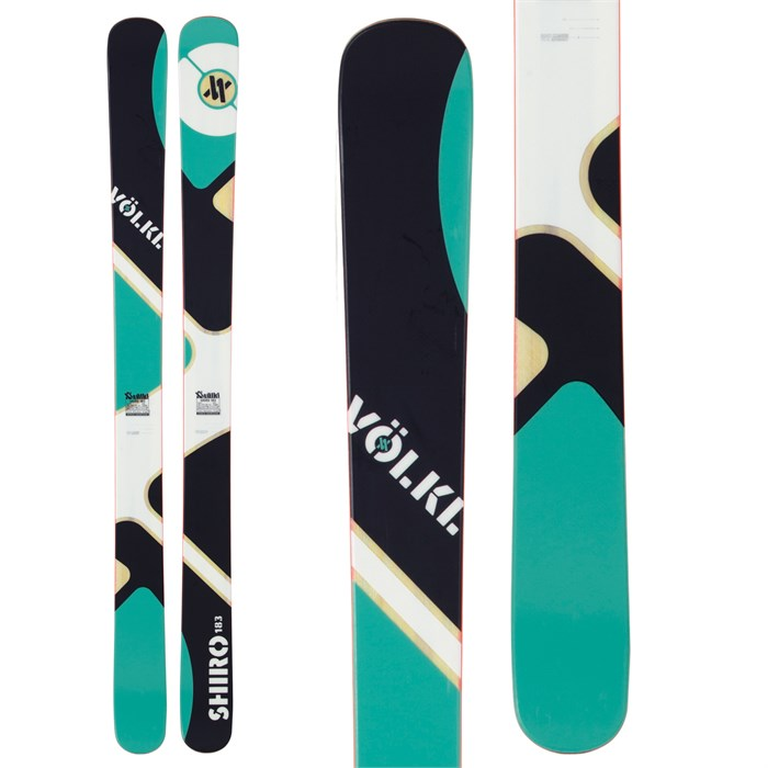 Volkl - Shiro Jr Skis - Youth 2013