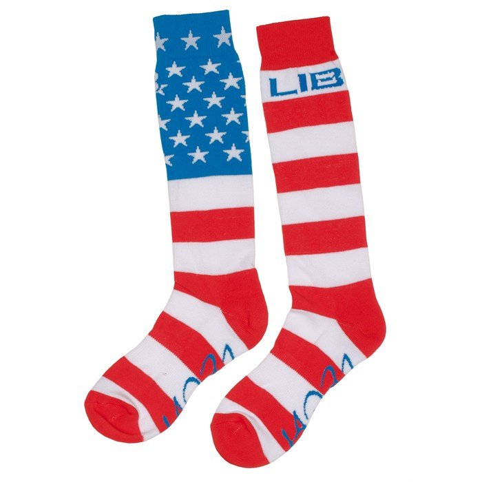 Lib Tech - Patriot Riding Socks