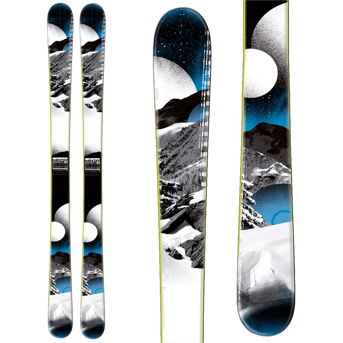 Salomon - Rocker2 92 Skis 2013