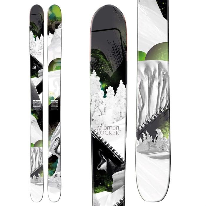 Salomon - Rocker2 115 Skis 2013