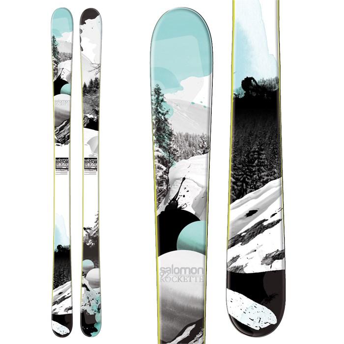 Salomon - Rockette 92 Skis - Women's 2013
