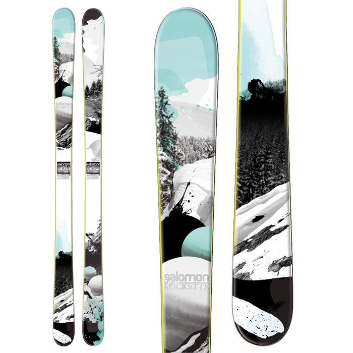 Salomon - Rockette 92 Skis - Women's 2013