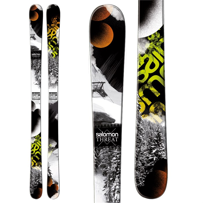 Salomon - Threat Skis 2013