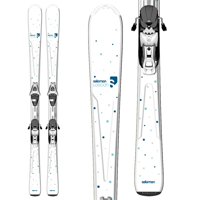 Salomon - Origins Lagoon Skis + L9 Bindings - Women's 2013