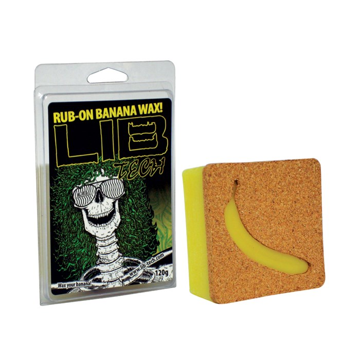 Lib Tech - Lib Tech Rub On Banana Wax