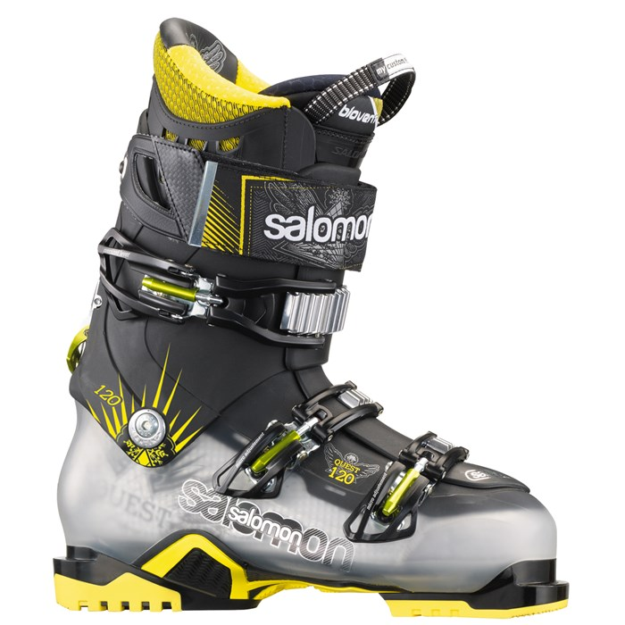 Salomon - Quest 120 Ski Boots 2014