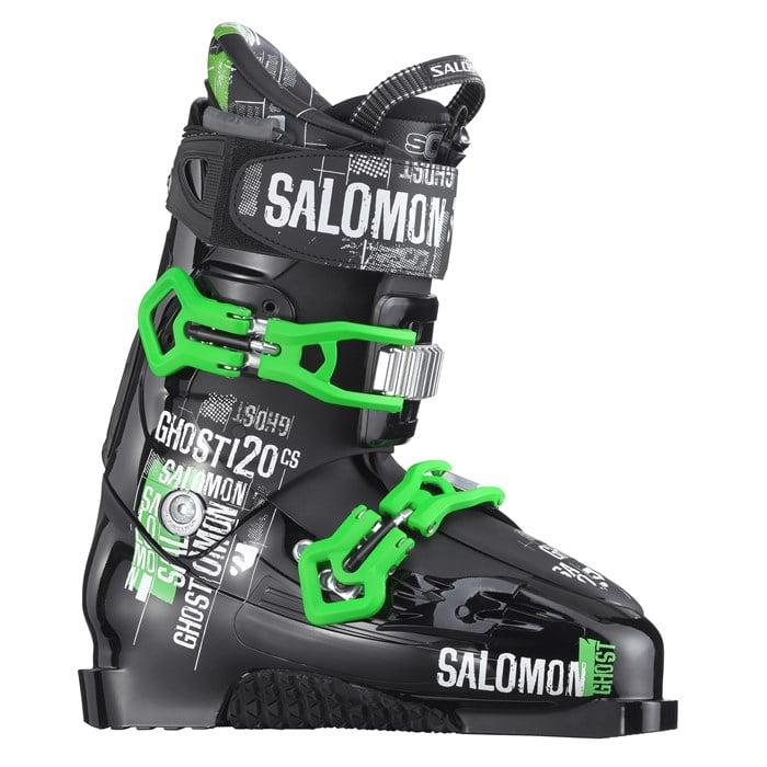 detailed images outlet boutique special sales Salomon Ghost 120 CS Ski Boots 2013