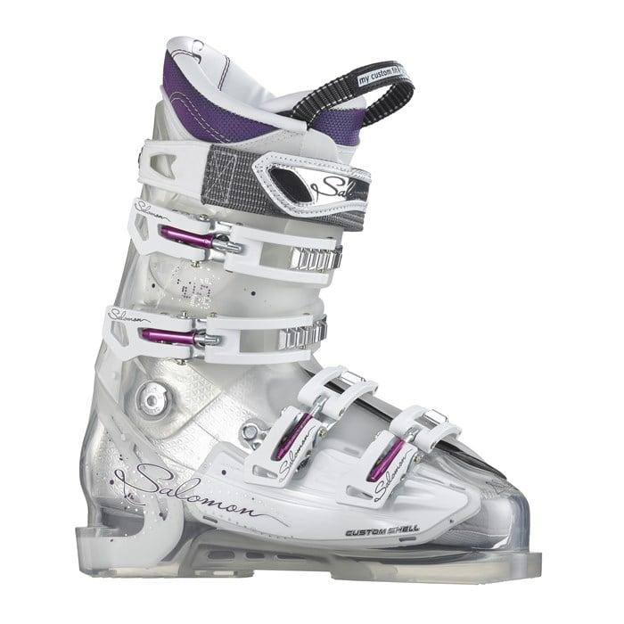 koster charme detaljer for på lager Salomon Instinct 100 CS Ski Boots - Women's 2013