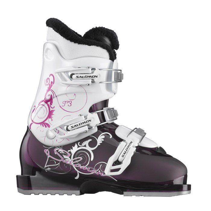 Salomon - T3 Girlie RT Ski Boots - Youth - Girl's 2013