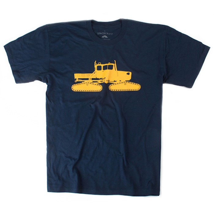 Spacecraft - Snowcat T Shirt