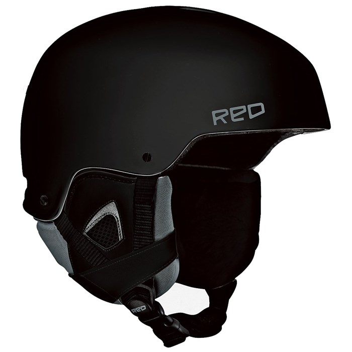 Red - Commander Helmet