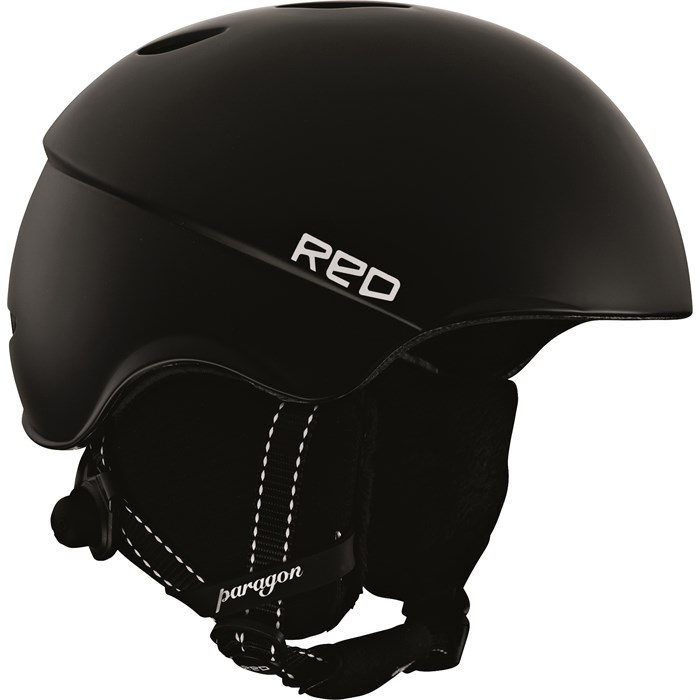 Red - Paragon Helmet - Women's