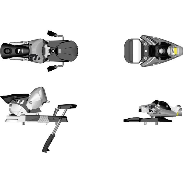 Salomon STH 16 Steel Ski Bindings (100mm Brakes) 2013