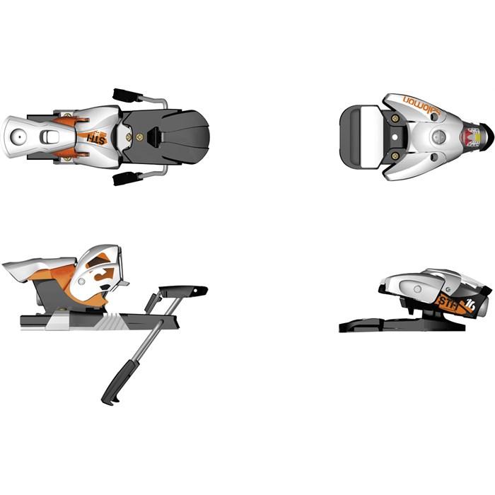 Salomon - STH 16 Ski Bindings (130mm Brakes) 2013