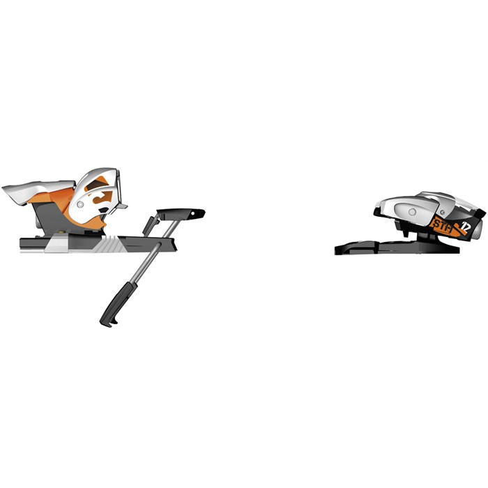Salomon - STH 12 Driver Ski Bindings (90mm Brakes) 2013