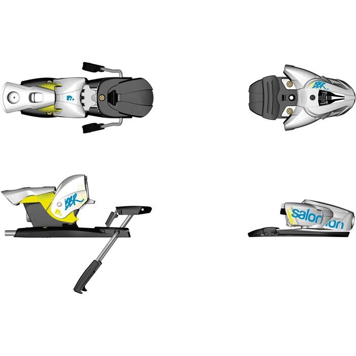 Salomon - Z12 BBR Ski Bindings (100mm Brakes) 2013