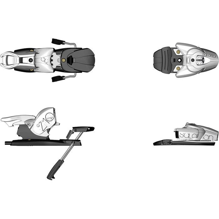 Salomon - Z10 Ti Ski Bindings (100mm Brakes) - Women's 2013