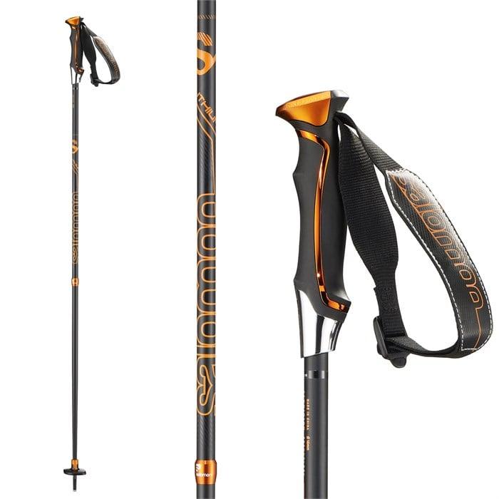 Salomon - Lithium 10 Ski Poles 2013