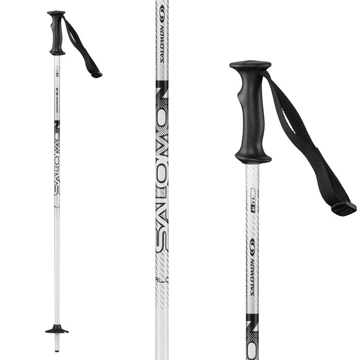 Salomon - Kaloo Jr - Youth - Boy's Ski Poles 2013